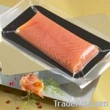Smoked Salmon Board, Aluminium foil tray cover, Food Tray Pads Boards