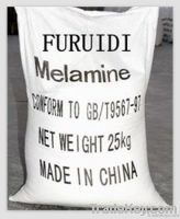 Melamine foam white powder