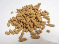Iron ozide desulfurizer