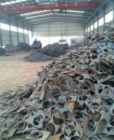 Waste stainless iron