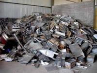 Steel bar scrap