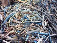Metal plastic composite scrap
