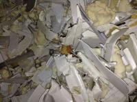 Plastic mixing scrap