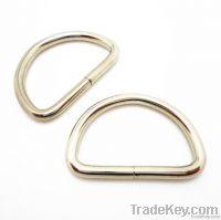 Fashion metal D ring