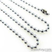 Fashion metal ball chain