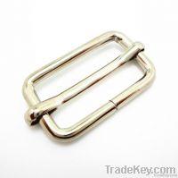 Fashion high quality metal adjustable buckle