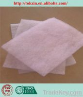 Hollow conjugated recycled polyester staple fiber