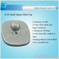 EAS Small Square Hard Tag