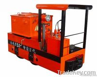 2013 hot selling electric battery locomotive