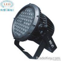 Professional 54 X 3W high power LED stage PAR light