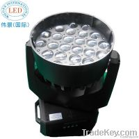 LED Zoom Moving Head
