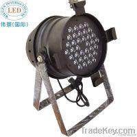 DMX Par64 LED stage lamp  /LED stage Light