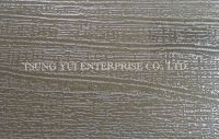 Etched stainless steel decorative plate