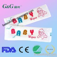80pcs Disposable Baby Soft Toilet Tissue