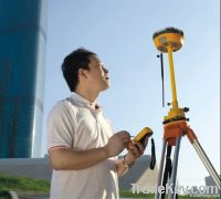 V30 GNSS RTK GPS system