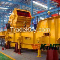 Portable Stone Crushing Plant, Stone Crusher Machine Price, Mobile Crusher