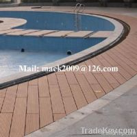 China Professional WPC Decking Supplier