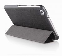 Leather case for Samsung galaxy 8.0