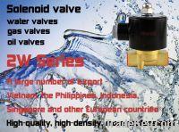 port size G1/8 solenoid valve