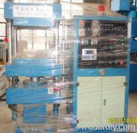 Plate Vulcanizor press machine