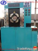 Rubber Tubes Locking And Pressing Machine