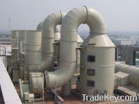 Gas treatment, Gas disposal, Waste gas treatment equipment