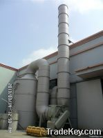 Gas treatment, Gas disposal, Waste gas treatment equipment