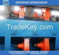 Q69 Roller Conveyor Shot Blasting Machine