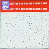 ceiling board, mineral fiber acoustic ceiling board