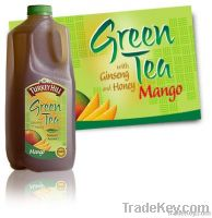 Mango Flavored Green Tea