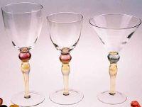 glassware, stemware, candle holder, vase