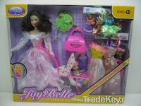 11.5Inches Solid Bobby�doll�Set