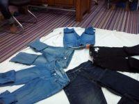 Denim Pants (Jeans) Stock Lot