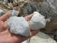 Natural Barite Lumps(High Quality Drilling Grade)