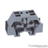 Miniature spring terminal blocks