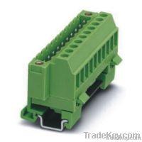 Green pluggable terminal blocks
