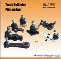 Truck ball joint
