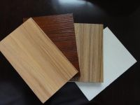 Chinese plywoods