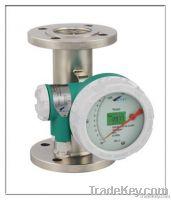 Metal Tube Float Variable area flow meter
