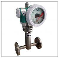 Variable area water flow meter