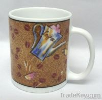 11 oz porcelain mug