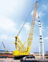 XCMG QUY150 Crawler Crane