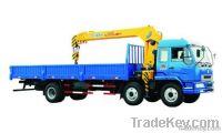 XCMG SQ8SK3Q Truck Mounted Crane