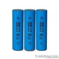 18650 Li-lon battery