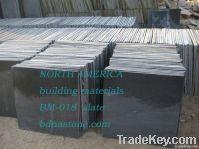 black floor slate supplier, exporter, wholesaler