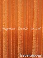 knitting chiffon crepe stripe fabric plain dyed 100%polyester