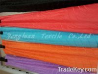 knitting chiffon pattern crushed fabric plain dyed 100%polyester