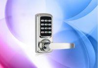 Digital code lock with single-latch AL8009