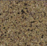 Granite Tile Gold Leaf