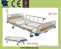 Manual bed with single function